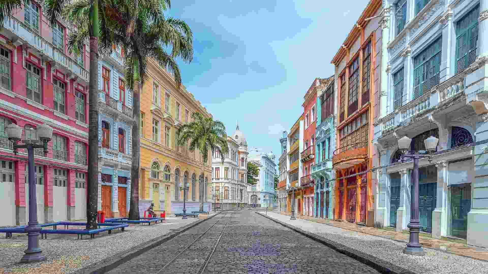 Recife. Pernambuco - iStock