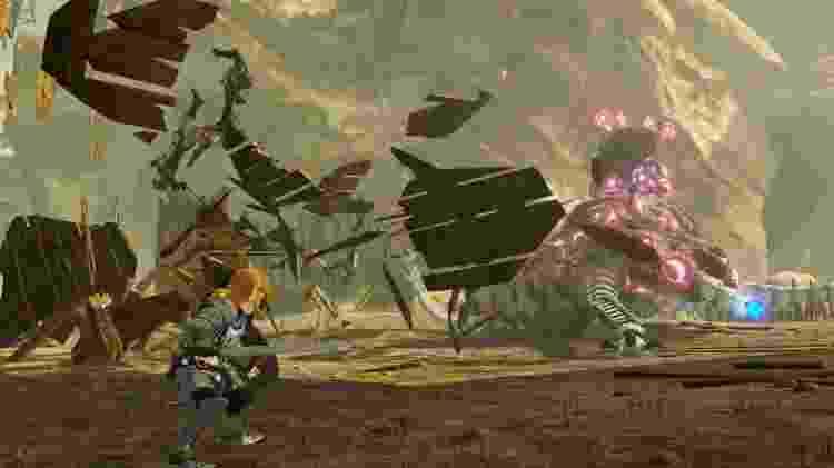 Hyrule Warriors Age of Calamity - Divulgação - Divulgação