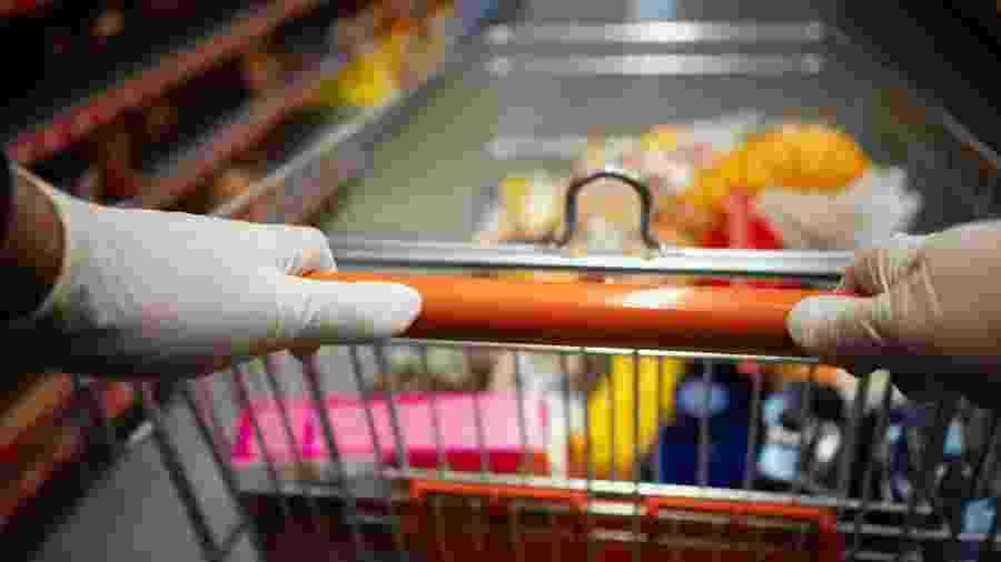 Preços dos alimentos foram os que mais subiram no ano passado - iStock