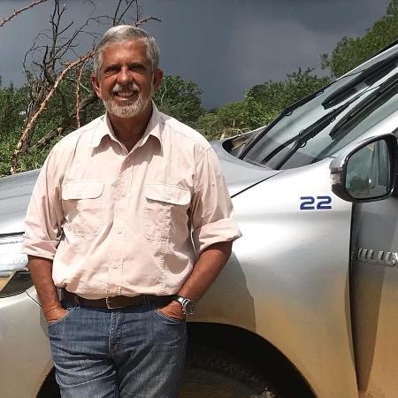 José Raimundo integrava a equipe da afiliada TV Bahia desde a criação da emissora - Reprodução
