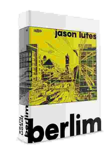 Berlim, de Jason Lutes - Reprodução - Reprodução