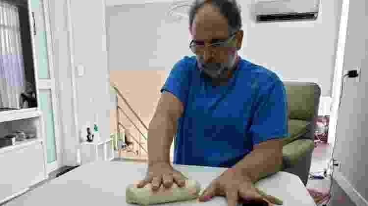 cirurgião ortopedista Marcelo Abdalla Khouri - Arquivo pessoal - Arquivo pessoal