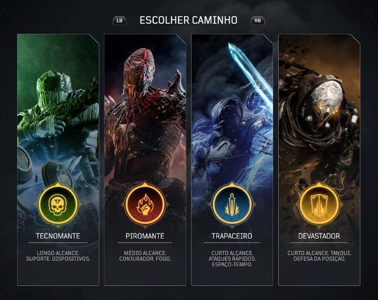 Outriders 2 - Rodrigo Flausino/GameHall e Select Game - Rodrigo Flausino/GameHall e Select Game