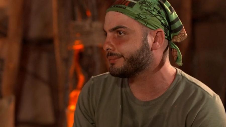 No Limite: Mahmoud diz que foi surpreso ao receber voto de Jéssica - Reprodução/Globoplay