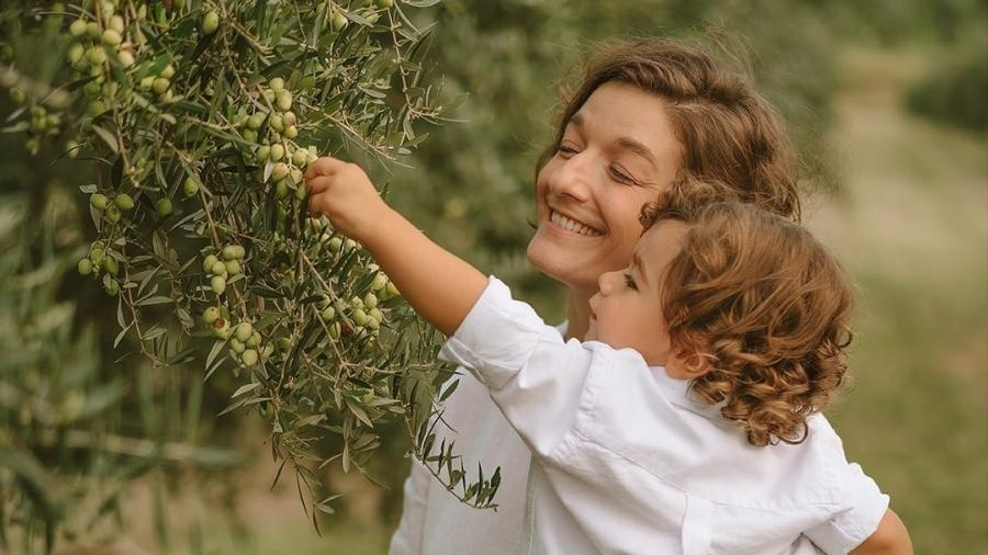 """Glenda é a representante brasileira no """"Women in Olive Oil"""" - Reprodução Instagram"""
