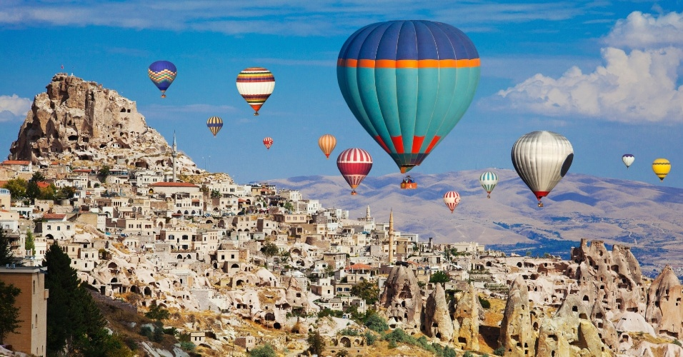 Capadócia (Turquia)