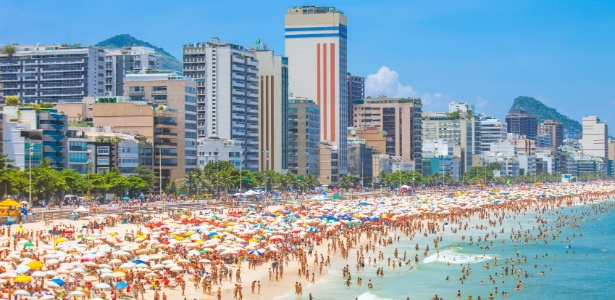 Governos estrangeiros ressaltam a violência nas grandes cidades brasileiras - Getty Images