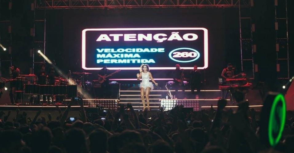 Ivete Sangalo no CarnaUOL (23/01/2016)