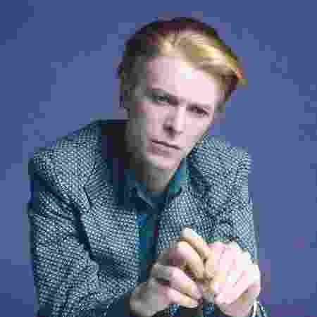 O cantor David Bowie - Divulgação