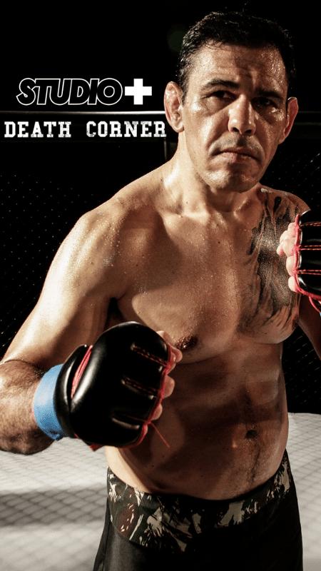 """Rogério Minotouro foi escolhido para viver o protagonista de """"Death Corner"""" - Divulgação"""