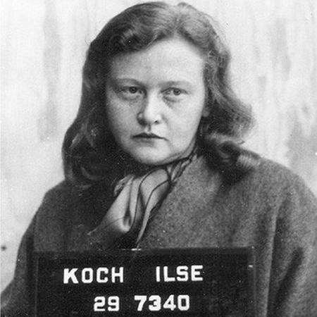 Ilse Koch retirava a pele de presos tatuados durante a 2ª Guerra para decorar abajures de sua casa - BBC