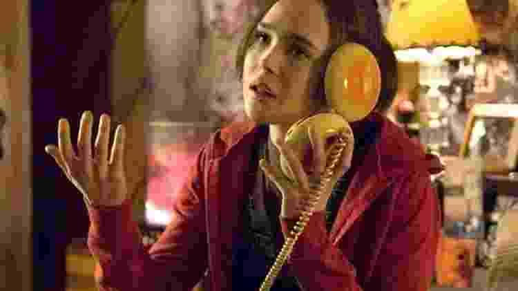 Ellen Page em cena de 'Juno' (2007) - Divulgação