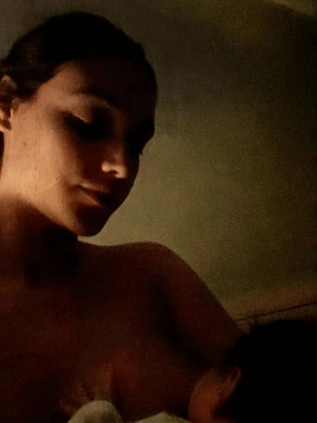 Débora Nascimento e Bella - Reprodução/Instagram