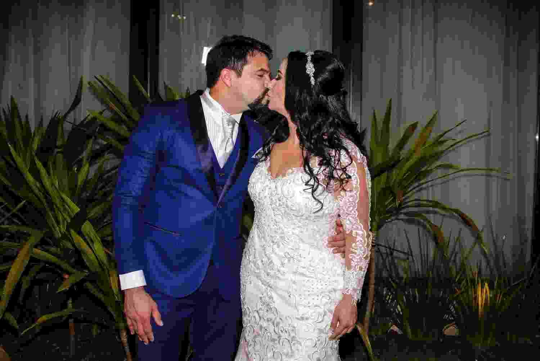 Fabíola Gadelha se casa com dentista em São Paulo - Imagem/AgNews