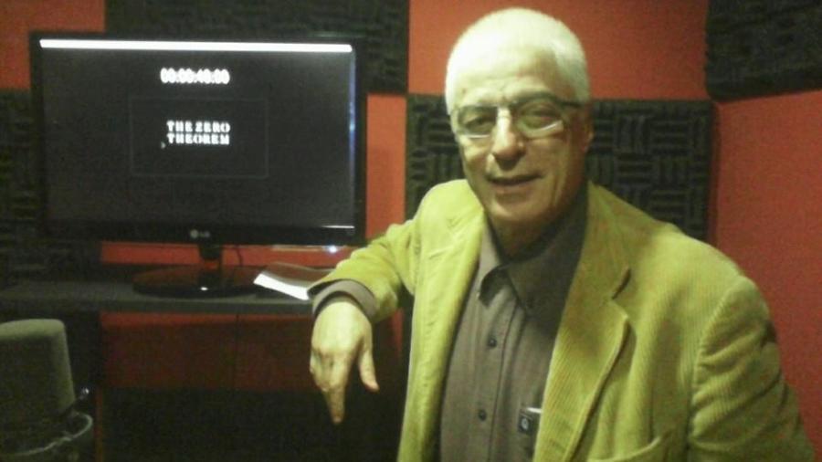 O ator, dublador e diretor de dublagem José Parisi Jr. - Reprodução/Facebook