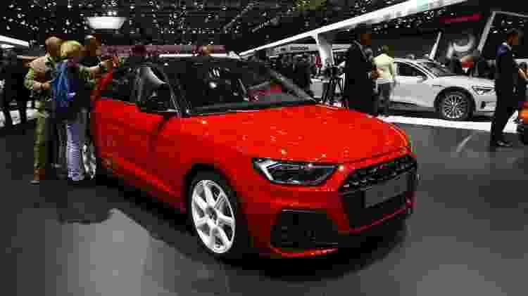 Audi A1 Sportback - Divulgação - Divulgação