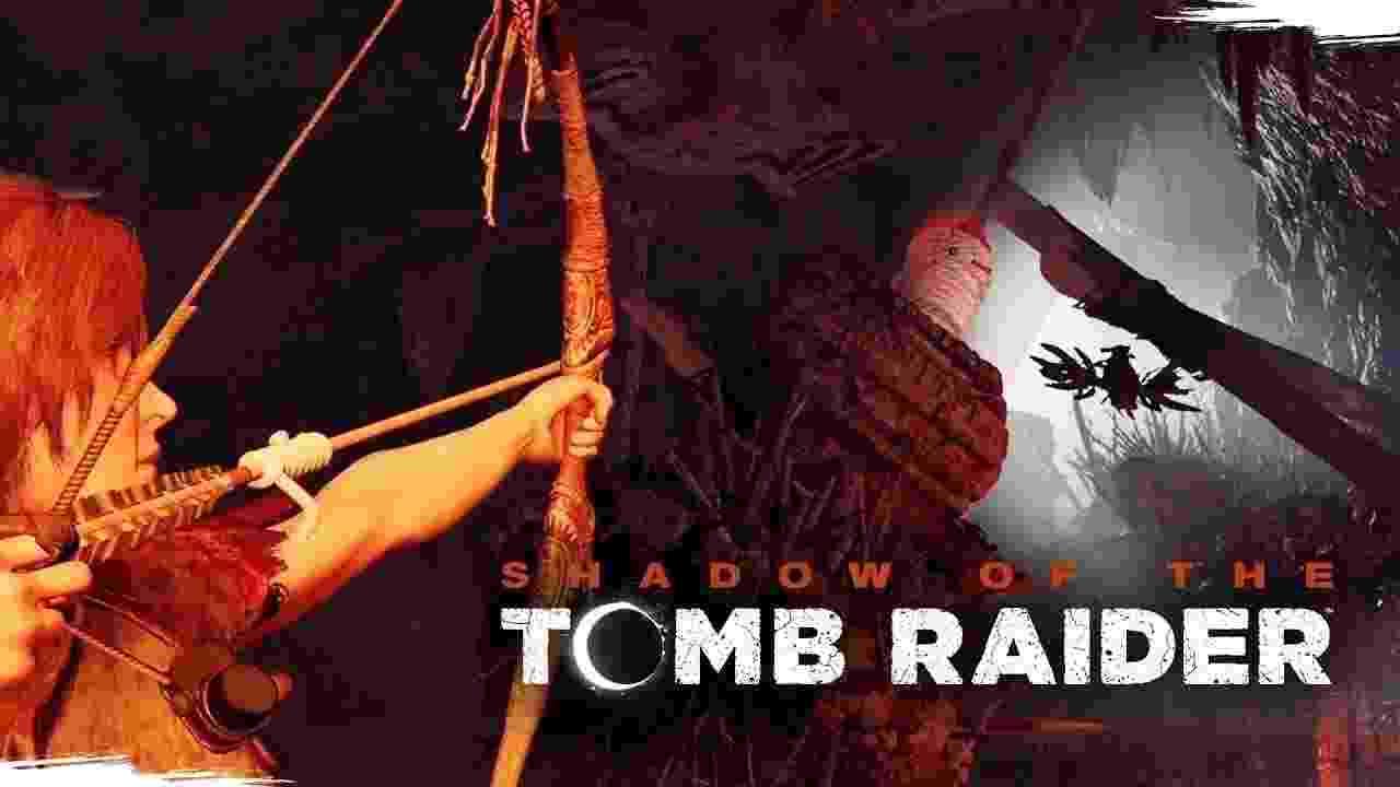 Shadow of The Tomb Raider - Reprodução
