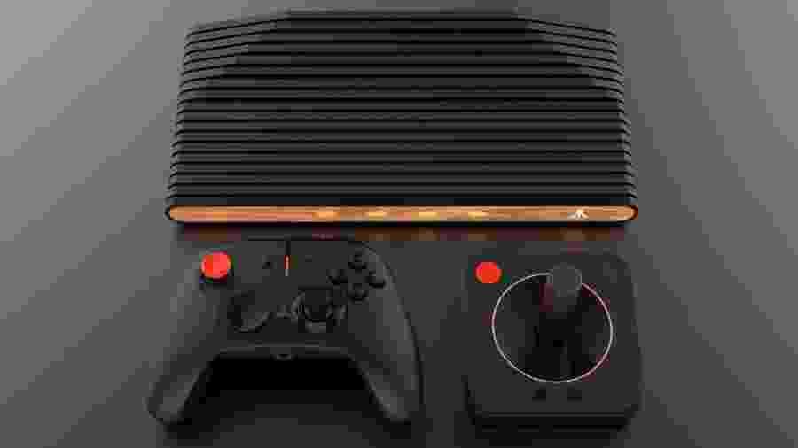 Atari VCS era um dos aparelhos que o norte-americano colecionava e armazenava na casa da mãe - Reprodução