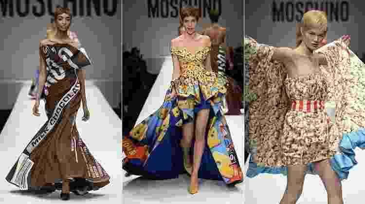 Moschino Inverno 2014 - Getty Images - Getty Images