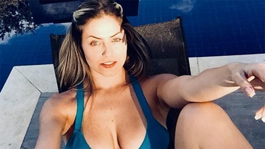 """Paula von Sperling, que pode se tornar hoje a campeã do """"BBB19"""" - Reprodução/Instagram"""