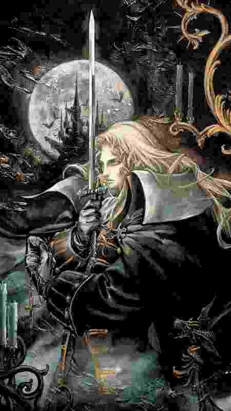 Quando o anime encontra o gótico: Alucard pela arte de Ayami Kojima - Divulgação