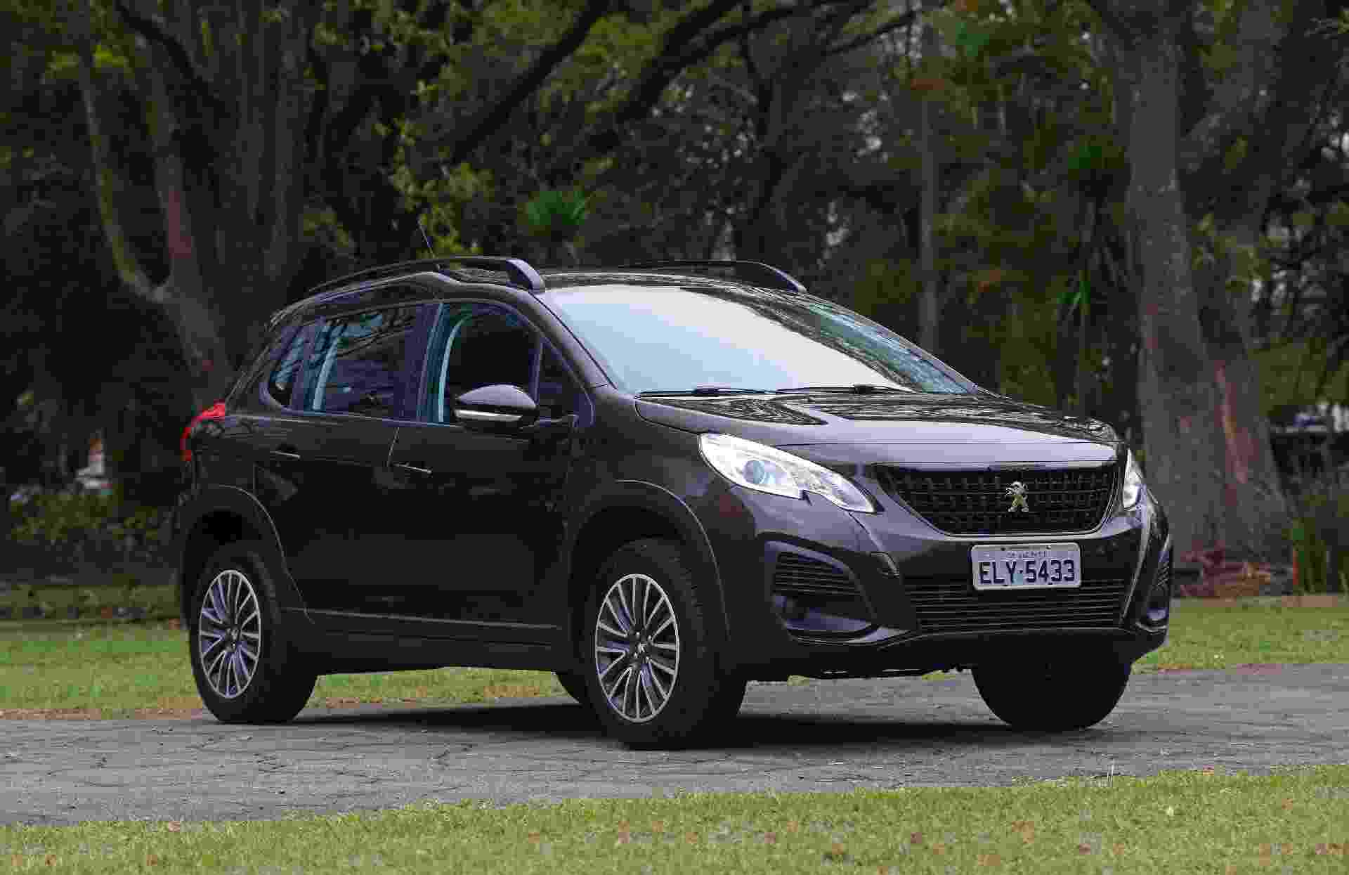 Peugeot 2008 PCD - Murilo Goes/UOL