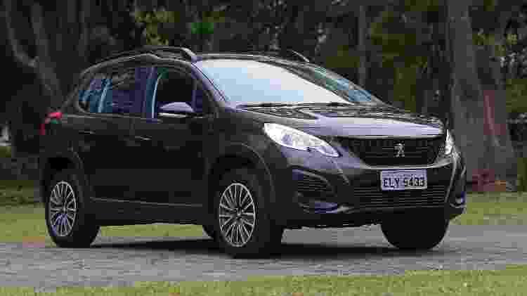 Peugeot - Murilo Goes/UOL - Murilo Goes/UOL
