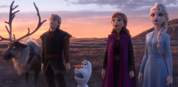 Nos EUA | Disney lança Frozen 2, sequência 'ainda maior e épica'
