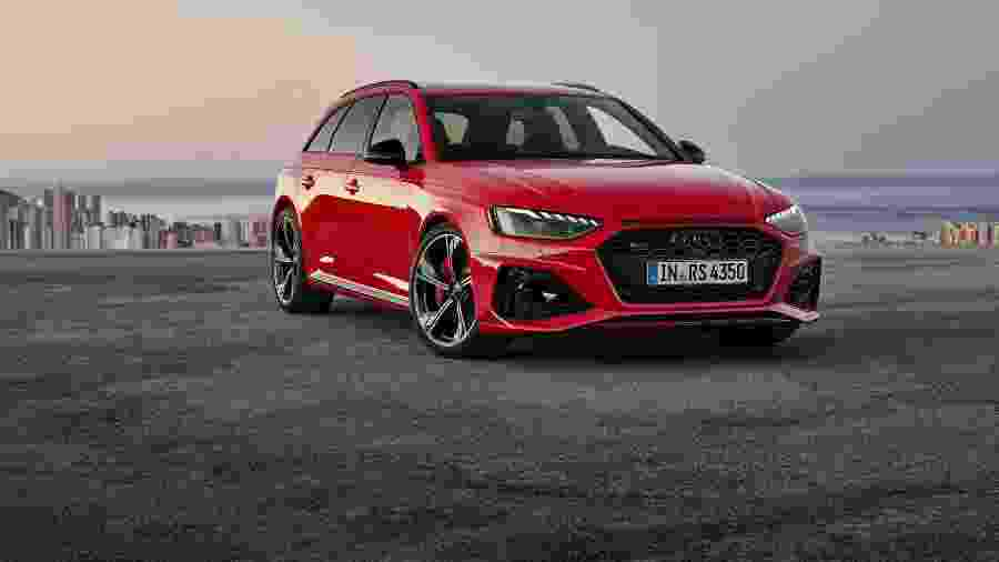 Audi RS4 Avant 2020 - Divulgação