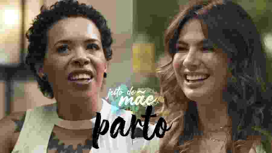 Jeito de Mãe: Luciana Gimenez conversa com Verônica Oliveira Souza - Reprodução
