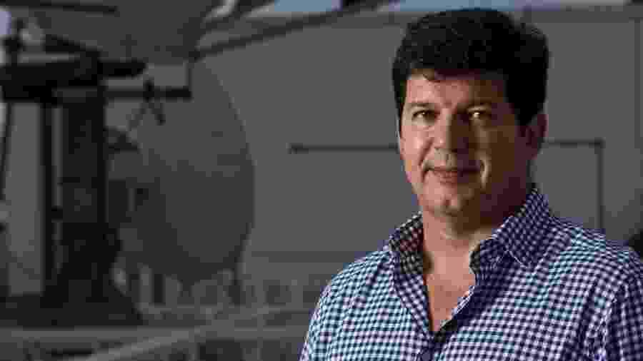 Alberto Pecegueiro deixou anteontem o cargo de diretor da Globosat, mas segue como consultor do Grupo Globo - Paula Giolito/Folhapress