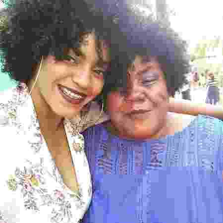 Paloma Macedo e a mãe Maria José falam sobre importância da faculdade - Reprodução/Instagram