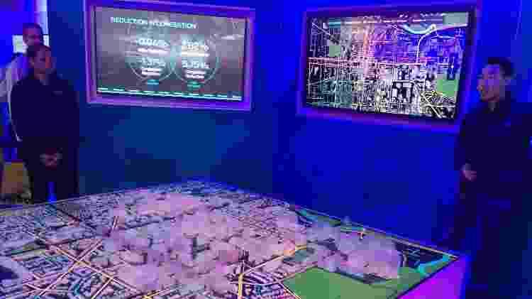 Ford apresenta tecnologia de monitoramente de trânsito - Daniel Neves/UOL - Daniel Neves/UOL