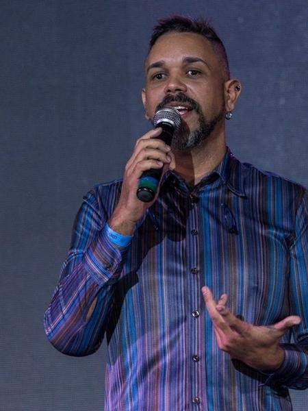 Edson Pereira, carnavalesco da Vila Isabel - Divulgação