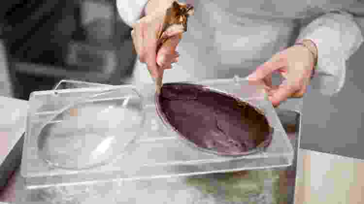 Especialistas ensinam como fazer seu ovo de Páscoa caseiro - Getty Images/iStockphoto