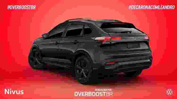 VW Nivus sem camuflagem 2 - Renato Aspromonte/Overboost BR - Renato Aspromonte/Overboost BR