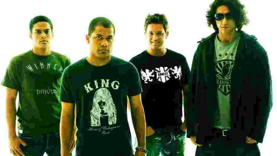 Mário Frias nos tempos do rock - Divulgação