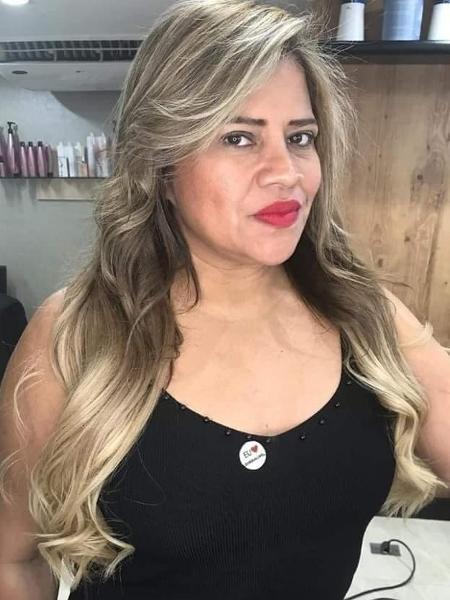 A empresária Ana Kátia Silva - Arquivo pessoal