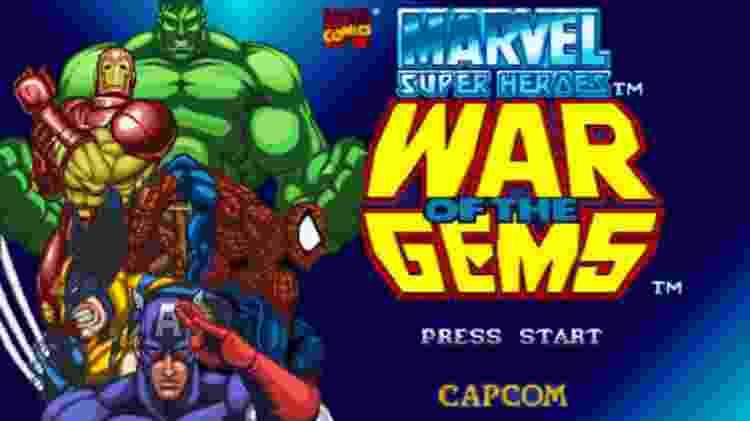 Marvel Super Heroes 1 - Reprodução/CapcomUnity - Reprodução/CapcomUnity