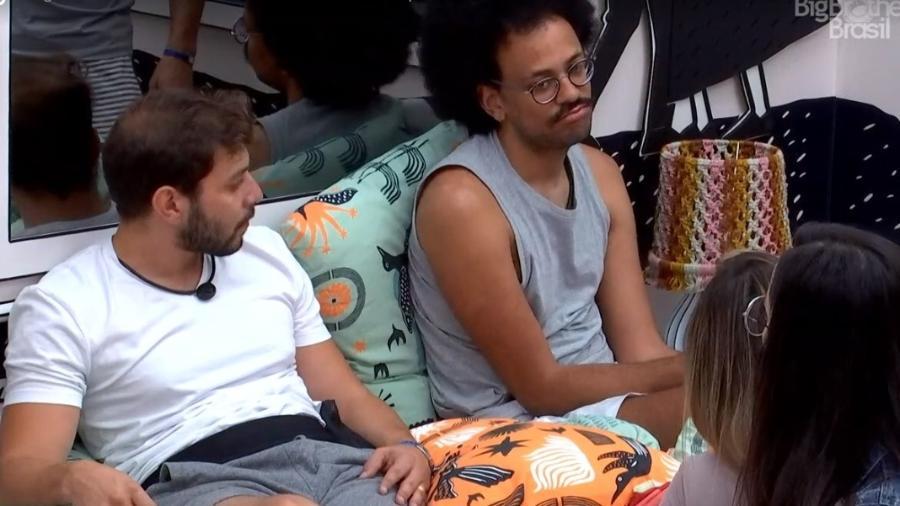 BBB 21: João fala sobre vetos no quarto cordel - Reprodução/ Globoplay