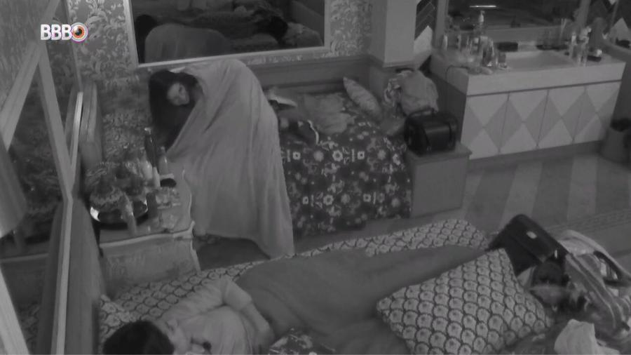 BBB 21: Juliette simula como Arthur reagiria caso Carla Diaz quisesse fazer sexo na casa - Reprodução/Globoplay