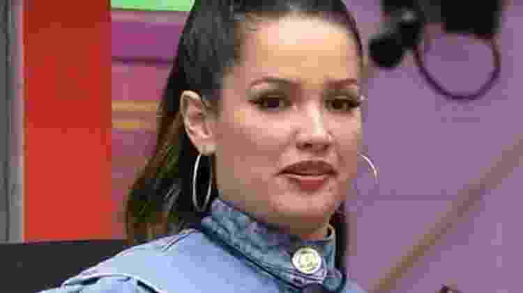 BBB 21: Juliette é favorita de Joelma - Reprodução/Globoplay - Reprodução/Globoplay