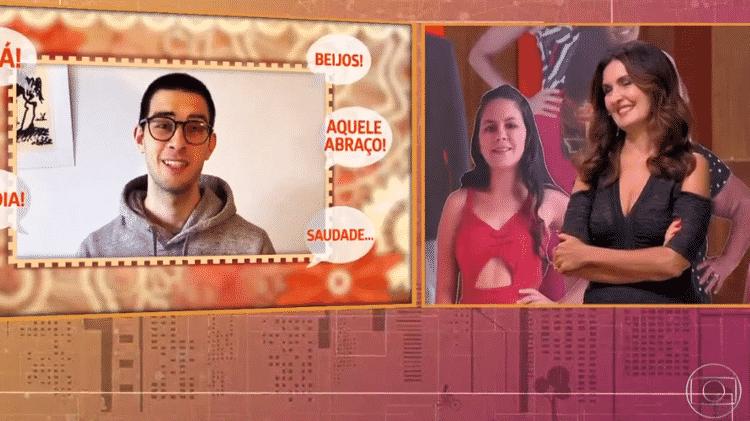 1 - Reprodução / TV Globo - Reprodução / TV Globo