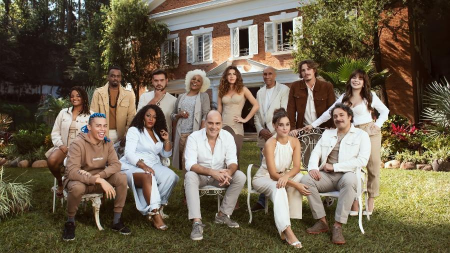 Elenco da nova série de comédia da Netflix com estreia para 2022 reúne Silvero Pereira, Fê Paes Leme e GKay - Netflix/Divulgação