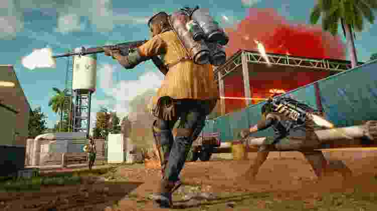 Jogo far Cry 6 - Divulgação/Ubisoft - Divulgação/Ubisoft