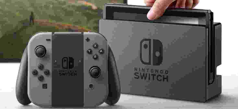 Modelo original do Nintendo Switch foi lançado em março de 2017 - Divulgação/Nintendo