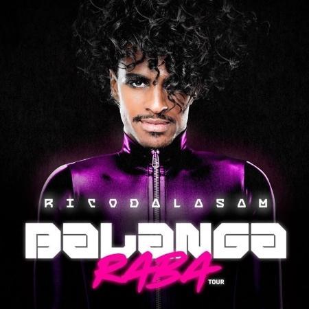 Rico Dalasam estreia turnê na parada gay do Canadá - Paulo Peixoto
