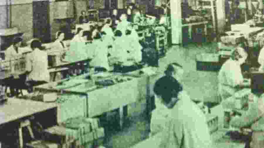 """Produção de metanfetamina citada no livro """"High Hitler"""", do jornalista alemão Norman Ohler - Reprodução"""