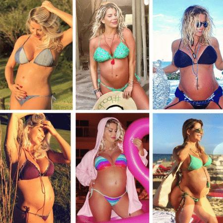 Karina Bacchi faz balanço da gravidez - Reprodução/Instagram/karinabacchi