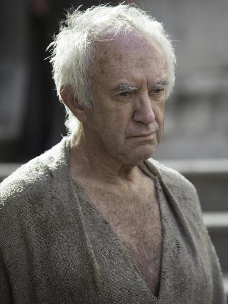 """Jonathan Pryce interpretou o Alto Pardal (High Sparrow) em """"Game of Thrones"""" - Divulgação"""
